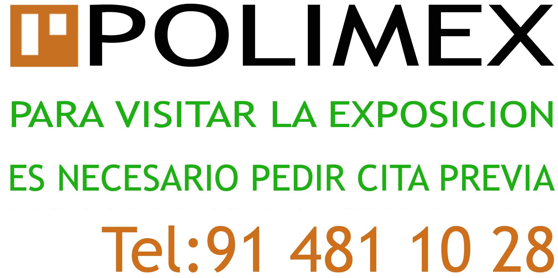 Telefono y direccion de exposicion de armarios de frentes polimex s.l.