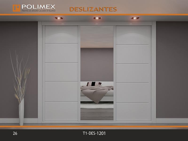 Polimex fabrica de frentes de armario lacados en blanco - Frentes de armario precios ...